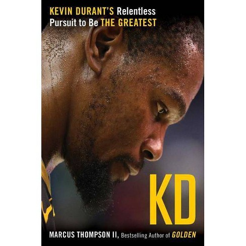 Kd - by  Marcus Thompson (Paperback) - image 1 of 1