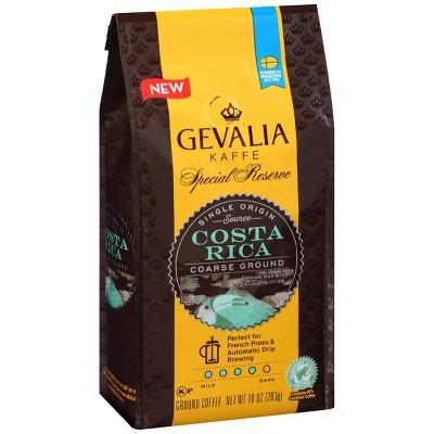 Coffee: Gevalia Costa Rican Roast