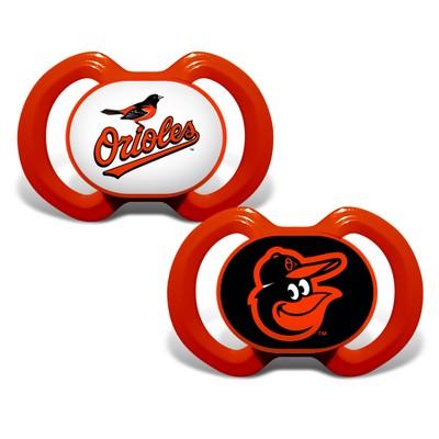 Baltimore Orioles 2pk Pacifier Set