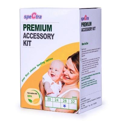 speCtra Breast Pump Accessories Premium Kit - 28mm