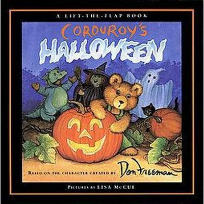 Corduroy's Halloween : A Lift-The-Flap Book (School And Library)(B. G. Hennessy)