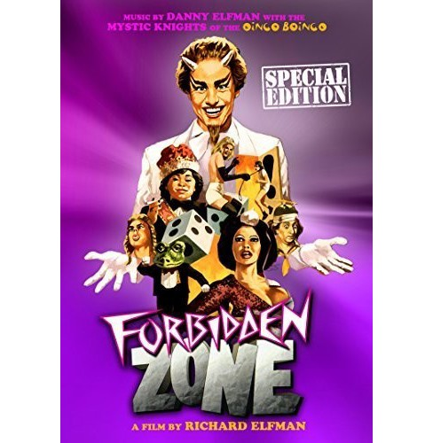 Forbidden Zone (DVD) - image 1 of 1