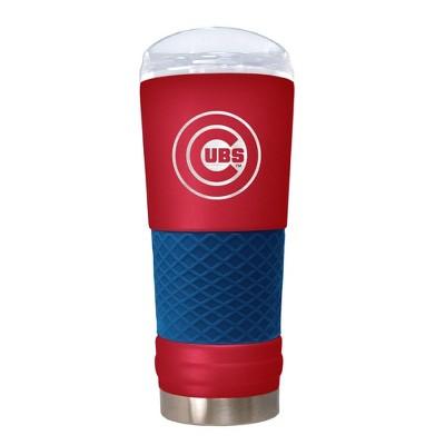 MLB Chicago Cubs 18oz Draft Tumbler