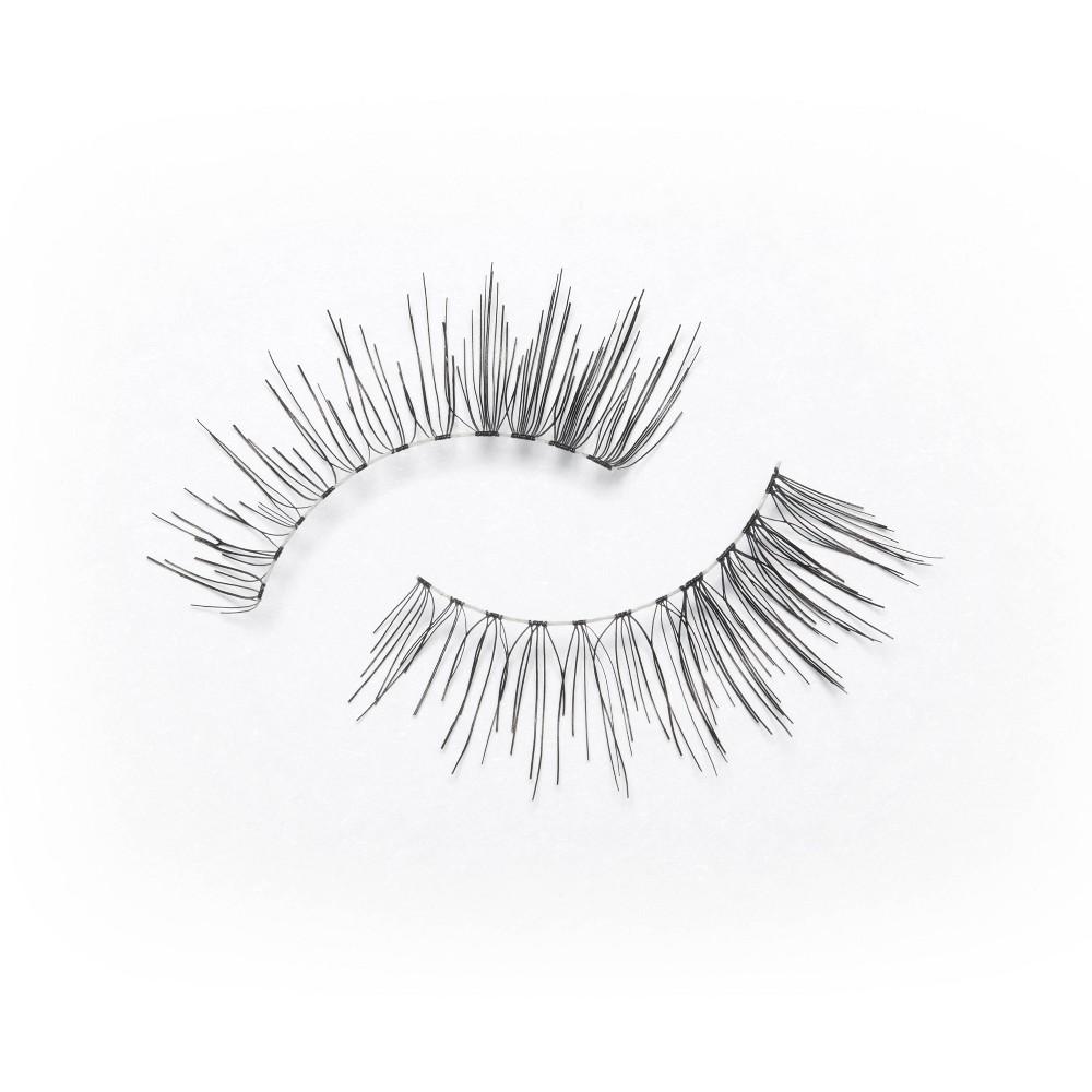 Image of Eylure False Eyelashes Pre-Glue Accents 003 - 1pr