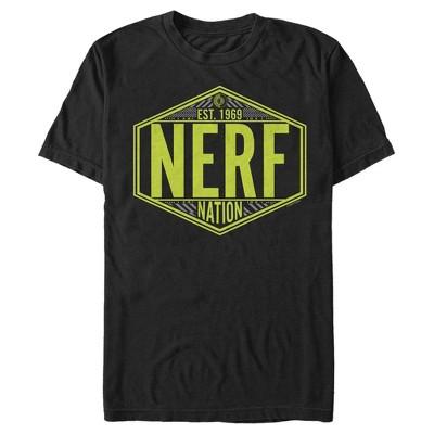 Men's Nerf Nerf Nation Badge T-Shirt