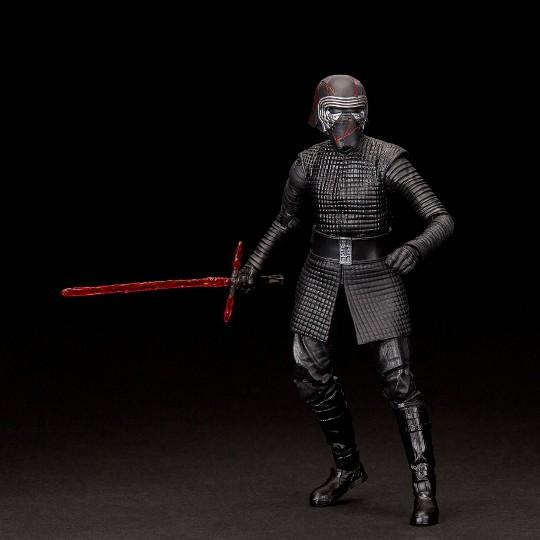 Star Wars The Black Series Supreme Leader Kylo Ren Toy Action Figure image number null
