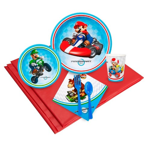 Mario Kart Wii Guest Party Pack - image 1 of 1