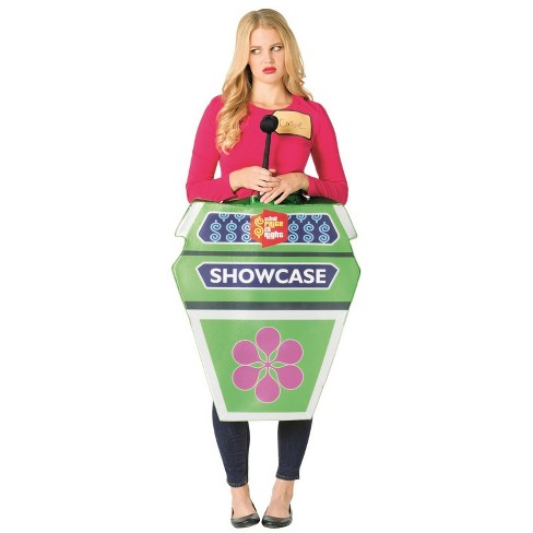 The Price is Right Adults' Showcase Showdown Halloween Costume One Size - Rasta Imposta - image 1 of 1