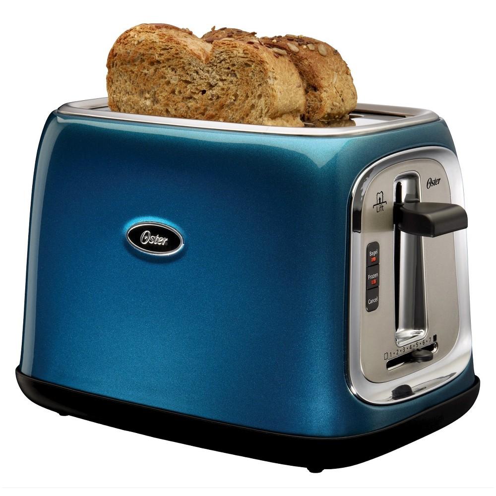 Oster 2 Slice Toaster – Metallic Turquoise TSSTTRJB0T 15658822