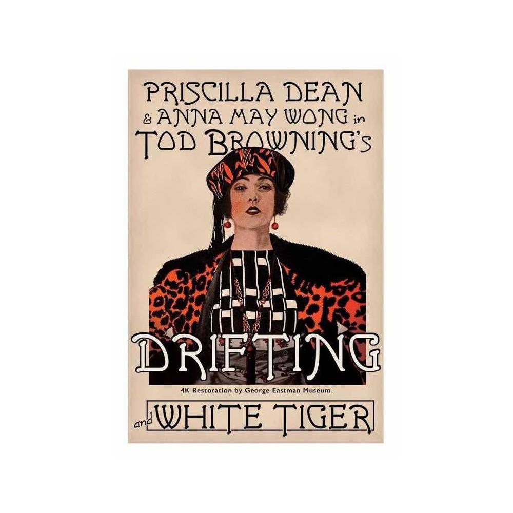 Drifting White Tiger Dvd 2020
