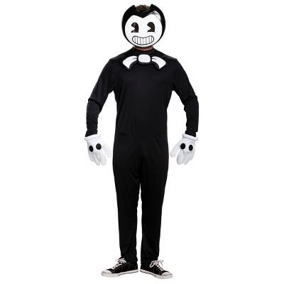 Kids' Bendy Halloween Costume L/XL