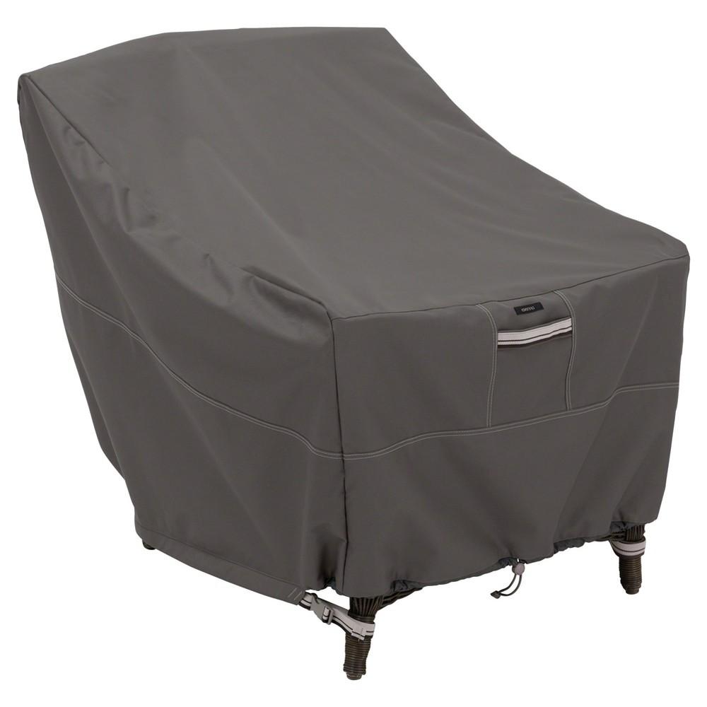 "Image of ""Ravenna Patio Adirondack Chair Cover - 31.5"""" x 33.5"""" x 36"""" - Dark Taupe - Classic Accessories"""