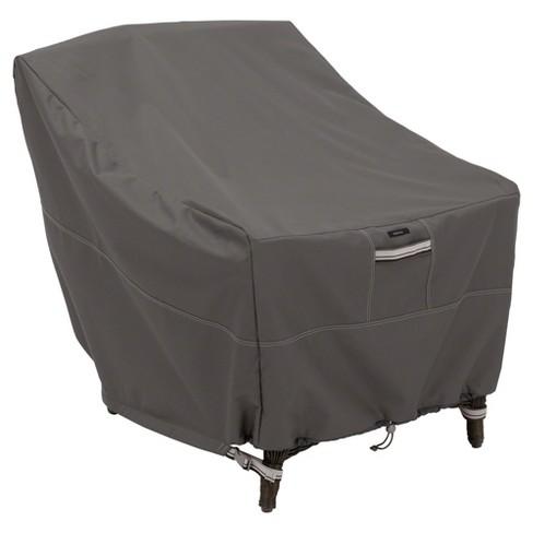 "Ravenna Patio Adirondack Chair Cover - 31.5"" x 33.5"" x 36"" - Dark Taupe - Classic Accessories - image 1 of 8"