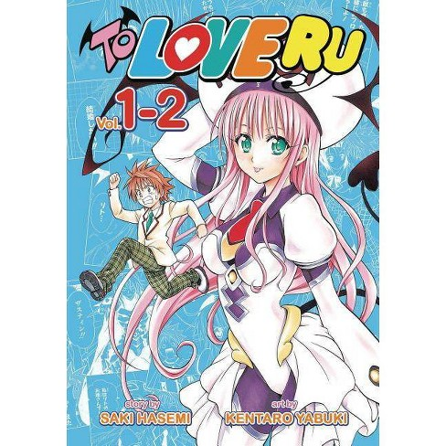 To Love Ru, Vol. 1-2 - by  Saki Hasemi (Paperback) - image 1 of 1
