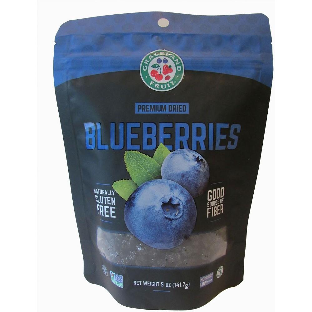 Graceland Blueberry Dried Fruit - 5oz