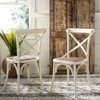 Franklin 18''H X Back Farmhouse Chair (Set Of 2) - Safavieh - image 2 of 4