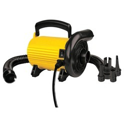 SportsStuff 2.5 PSI 110V Electric Pump for Towables and Inflatables 57-1509