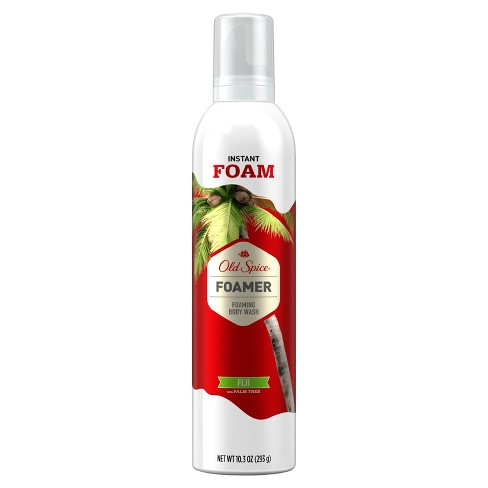 Old Spice Fiji with Palm Tree Scent Foamer Body Wash for Men - 10.3oz - image 1 of 2