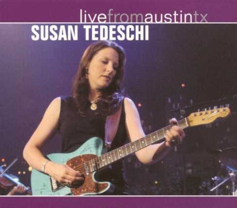 Susan Tedeschi - Live From Austin Texas (CD) - image 1 of 5