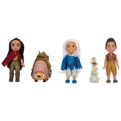 Disney's Raya and the Last Dragon Petite Raya and Friends Gift Set