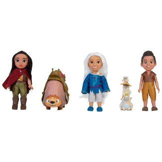 Disney's Raya and the Last Dragon Petite Raya and Friends Gift Set