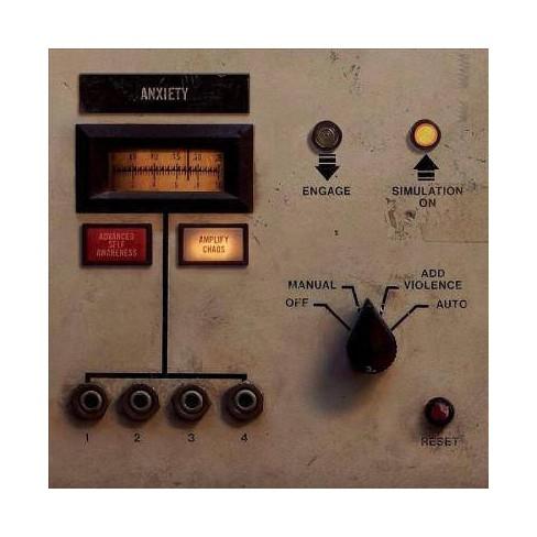 Nine Inch Nails - Add Violence (Vinyl) - image 1 of 1