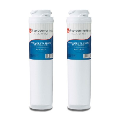 GE GSWF Comparable Refrigerator Water Filter (2pk)
