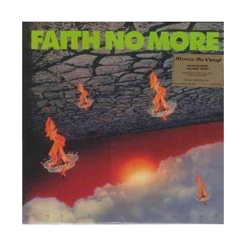 Faith No More - Real Thing (Vinyl) - image 1 of 1