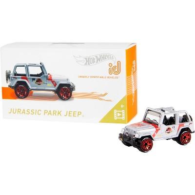 Hot Wheels id Jurassic World Jeep