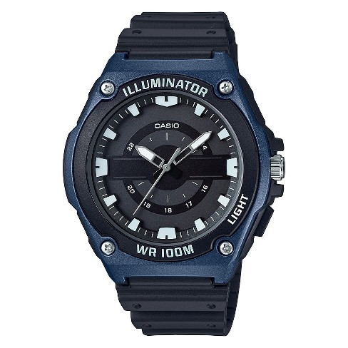 Men's Casio Analog Sports Watch - Black - image 1 of 1