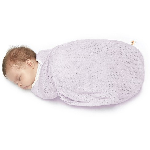 bf1d8ebe32b Ergobaby Sleep Lightweight Swaddler 1 Pack - Lilac   Target