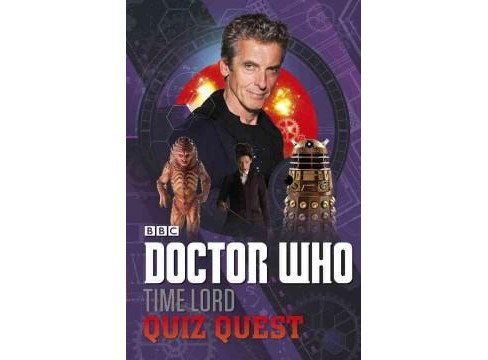 Doctor Who Time Lord Quiz Quest (Paperback) (Jonathan Green) - image 1 of 1
