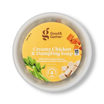Creamy Chicken Dumpling Soup - 16oz - Good & Gather™