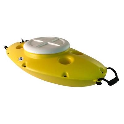 CreekKooler Portable Floating Insulated 30 Quart Kayak Beverage Cooler
