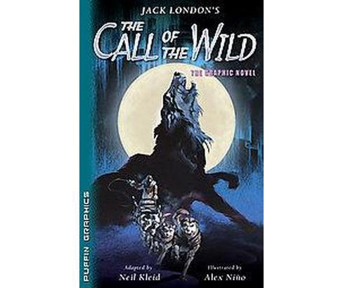 Jack London's Call of the Wild (Paperback) - image 1 of 1