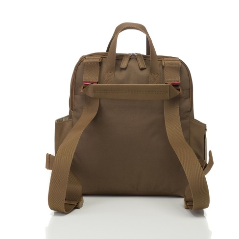 Babymel Robyn Faux Leather Diaper Bag - Tan   Target af5345fec2e3e