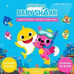 Baby Shark -  Pinkfong Presents: The Best Of Baby Shark (CD)