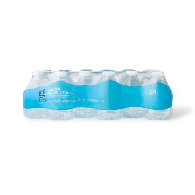 Purified Drinking Water - 24pk/8 fl oz Bottles - Good & Gather™