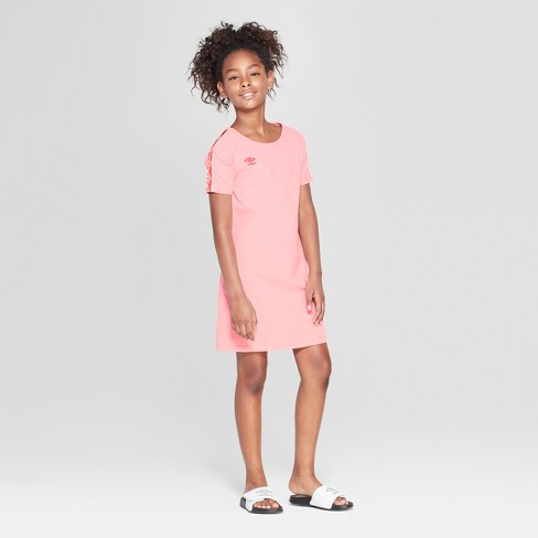 a6b8b5ad9d8 Umbro Girls  T-Shirt Dress   Target