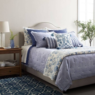 Traditional Blue Bedding Collection - Threshold™