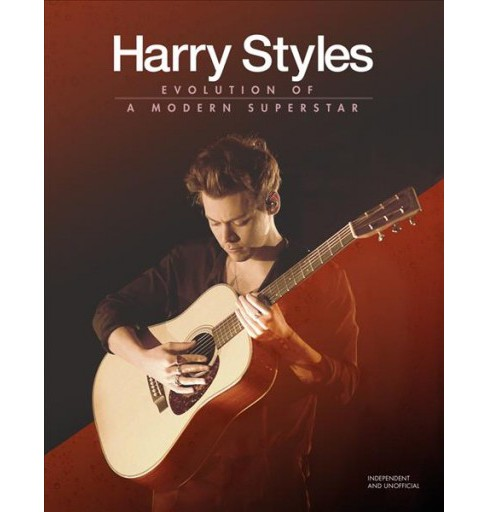 Harry Styles : Evolution of a Modern Superstar -  by Malcolm Croft (Hardcover) - image 1 of 1