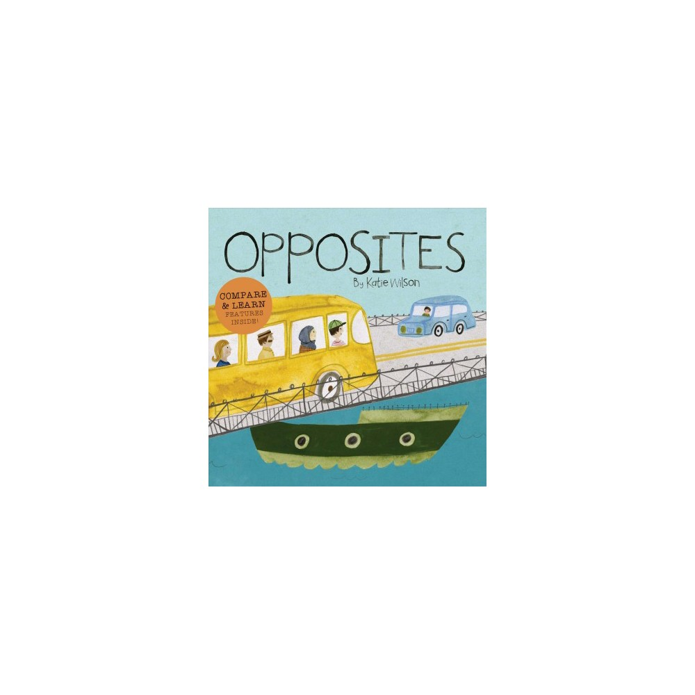 Opposites - Brdbk (Discovery Concepts) (Hardcover)