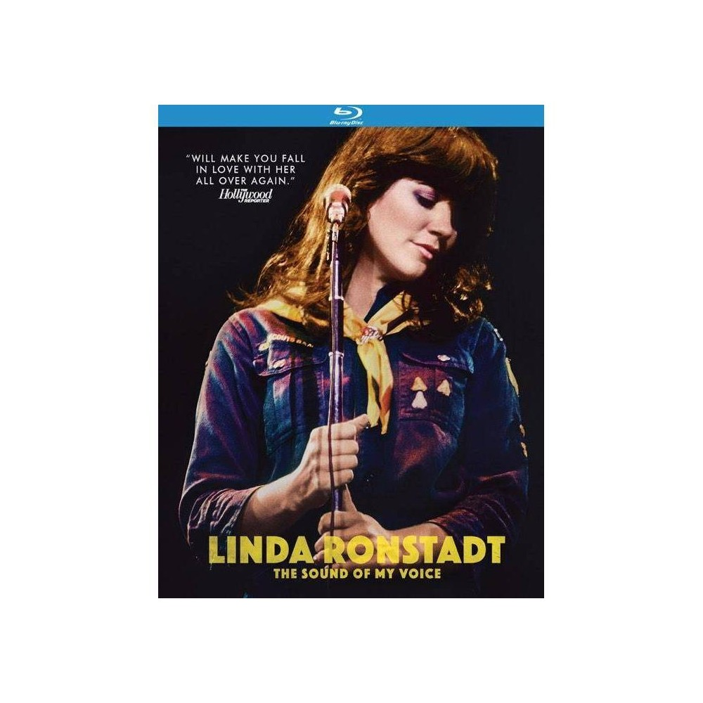 Linda Ronstadt The Sound Of My Voice Blu Ray 2019