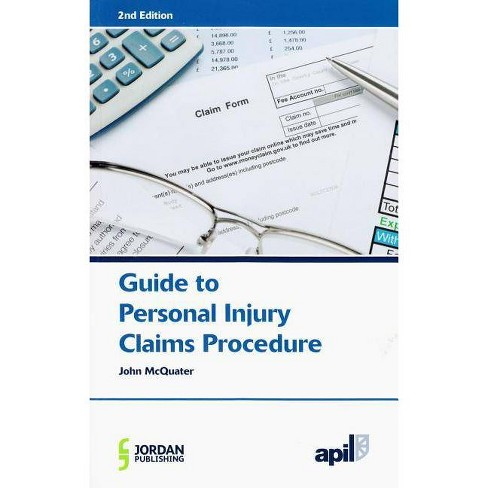 Apil Guide to Personal Injury Claims Procedure - 2 Edition by  John McQuater (Paperback) - image 1 of 1