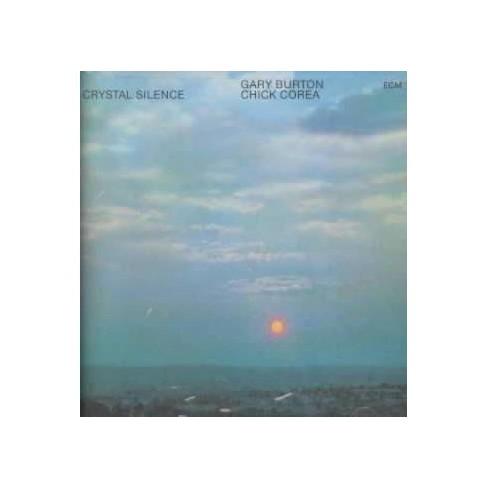 Corea & Burton - Crystal Silence (CD) - image 1 of 1