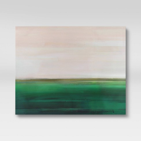 """24""""x30"""" Pink Sky High Gloss Unframed Wall Canvas - Project 62™ - image 1 of 3"""