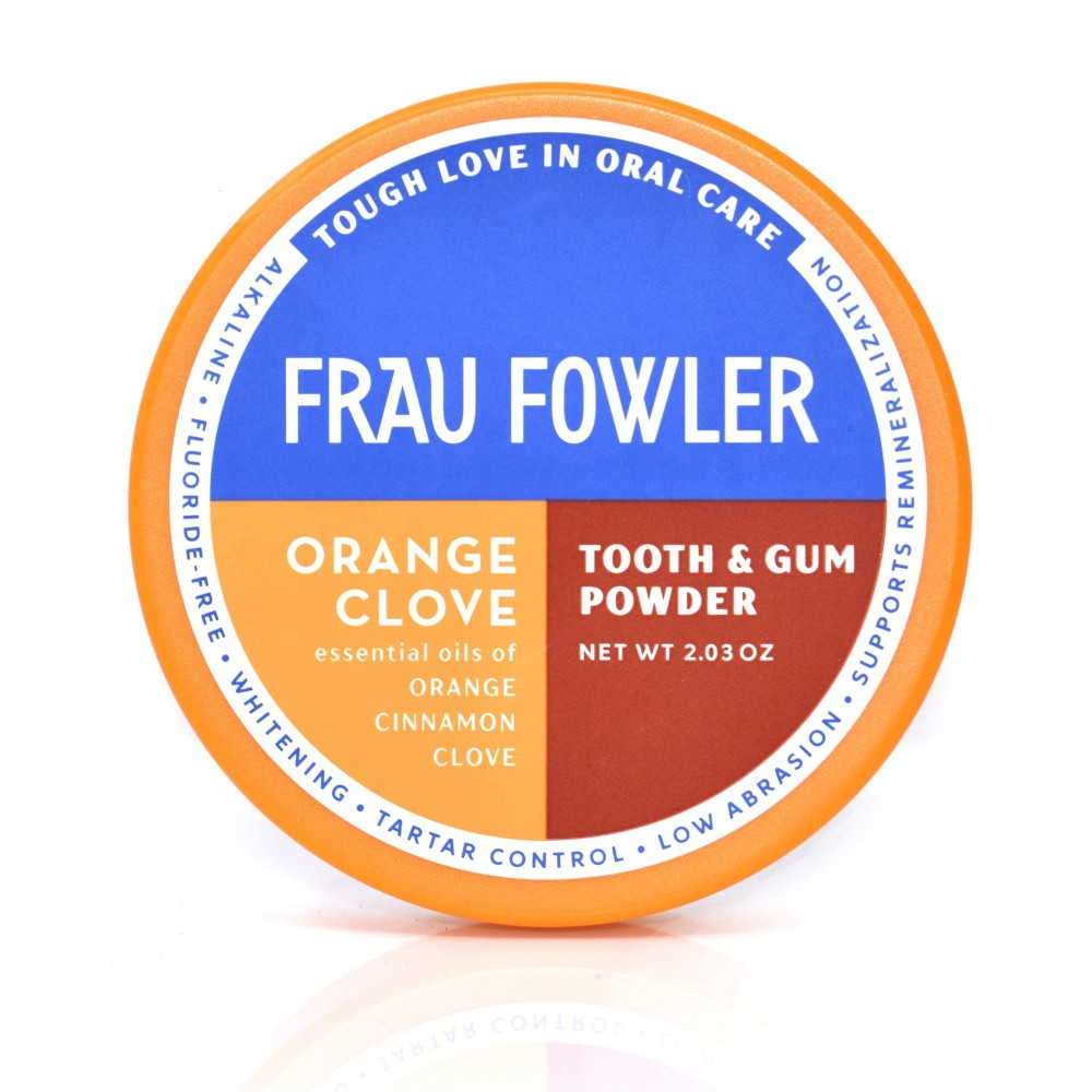 Image of Orange Clove Tooth & Gum Powder