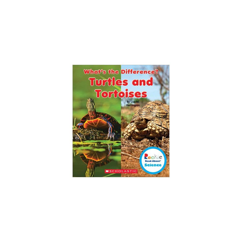 Turtles and Tortoises (Paperback) (Lisa M. Herrington)
