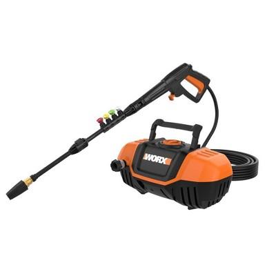WORX 1500 PSI 13A Pressure Washer