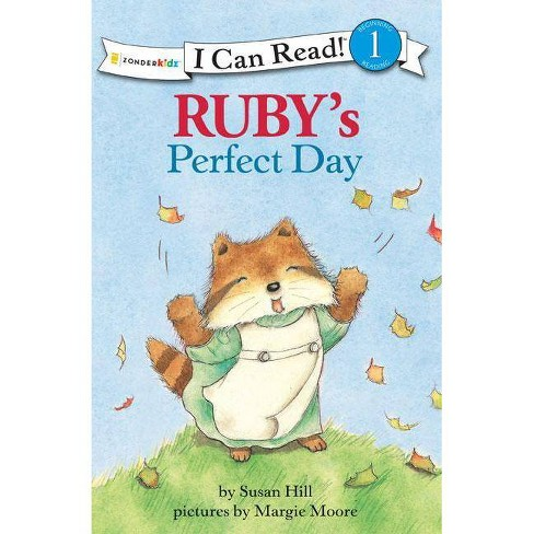 Ruby S Perfect Day I Can Read Books Level 1 By Susan Hill Paperback